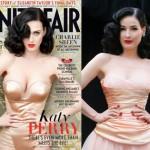 Katy Perry vs. Dita Von Teese