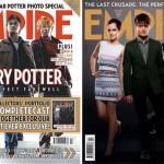 Elenco de Harry Potter em revista gringa 'EMPIRE'