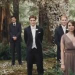 Veja foto de Robert Pattinson de noivo em cena de 'Amanhecer'