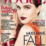 Emma Watson na VOGUE de julho