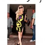 Lady Gaga quase normal?