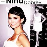 Estilo Nina Dobrev!