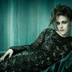 Kristen Stewart na revista Vogue italiana