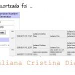 RESULTADO DO SORTEIO GIRL STYLISH & MBLTDA