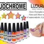 Nova coleção de esmaltes Ludurana!