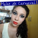 Tutorial Make de Carnaval!