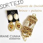 Novo Sorteio: Girl Stylish & Ariane Cunha Acessórios