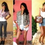 Menina Estilosa:  Yasmin Felipe Christe