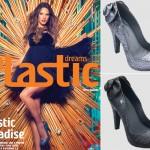 Alessandra Ambrosio assina dois modelos para a Melissa!