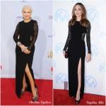 Christina Aguilera vs. Angelina Jolie