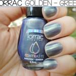 Esmalte: Golden – Green, Lorrac