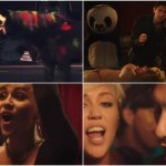 "PLAY NOW! Saiu o clipe ""Decisions"" do Borgore com Miley Cyrus!"
