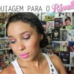 Tutorial: Maquiagem para o Réveillon!