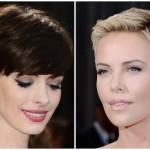 As famosas e seu makes no Oscar 2013!