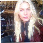 Aline Weber volta a usar cabelos compridos!