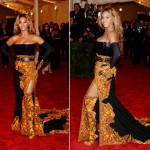 "Beyoncé causa no ""Red Carpet"" no Baile do MET 2013!"