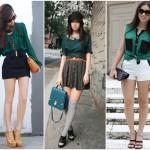 Verde Esmeralda: A cor do inverno 2013!