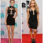 Quem usou melhor? Miley Cyrus vs. Kat Graham