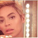 Beyoncé de cabelo novo!