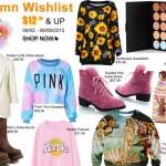 Wishlist de outono da Romwe! Peças a partir de $12