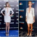 Taylor Swift vs Heidi Klum