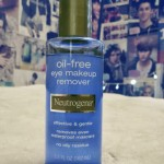 Resenha: Demaquilante Oil-free eye makeup remover, Neutrogena