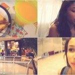 Meu primeiro vlog: um dia comigo!