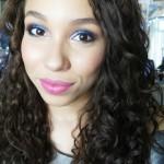 Tutorial: Maquiagem Azul e Rosa!