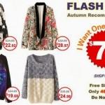 Flash Sale Romwe!