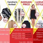 Promoção: Romwe Top 8 Styles Sale!