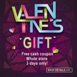 Promoção Romwe! Valentines Day