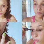 Maquiagem para Piscina e Praia!