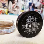 Resenha: Color Tattoo, Maybelline | Bad to the Bronze