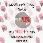 Dia das mães na Romwe!