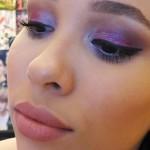 Maquiagem Rosa 3D