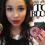 Top 5: Blushes | Especial Canal Jessika Taynara