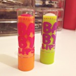 Baby Lips, Maybelline – Cherry Me & Fresh Care