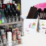 Minha coleção de maquiagem!