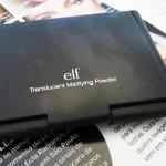 Resenha: Pó Translúcido Matificante da Elf