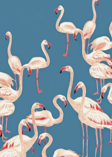 flamingo+diyquadrofake+BlogLuanaSilva