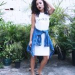 Meu Look: White Dress