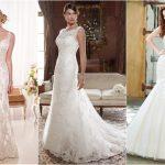 Vestidos de noivas na MODABRIDAL