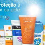 Proteção à flor da pele com Farma 22: não fique sem seu protetor solar
