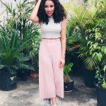 Meu Look: Pink Pantacourt