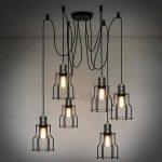 Decoração: Luminárias Industriais