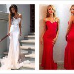 Vestidos para noivas e madrinhas na Millybridal