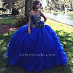 O Vestido Azul para seus 15 anos